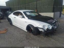 2006 Bentley Continental Gt Coupe Right Passenger Door Shell Only White