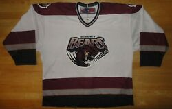 Hershey Bears Sp Pro White Sewn Team Jersey - Adult Size 56