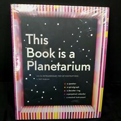 This Book Is A Planetarium And Other Extraordinary Pop-up Contraptions Popup