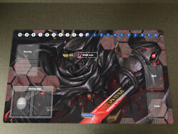 Dtcg Playmat Digimon Omnimon Trading Card Game Ccg Tcg Mat Desk Pad With Zones