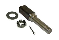 Rigid Hitch Square Stock - Trailer Axle Spindle For 1-1/16 I.d Bearings