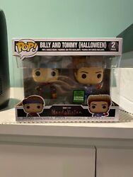 ⭐ Funko Pop Billy And Tommy Halloween Eccc Shared Exclusive Wandavision ⭐