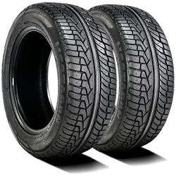 2 Tires Forceum Heptagon Suv 295/35zr21 107y Xl A/s High Performance