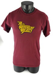 The All American Rejects Rock Band Graphic T-shirt Adult Size Small S