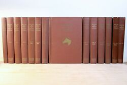 Whoand039s Who And Where In Horsedom - J.h. Ransom - Vol 1-14 Complete Excellent