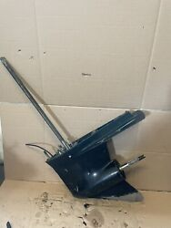 Mercury Optimax Carb 135-150-175-200 Hp V6 2.5l Outboard 25'' Lower Unit
