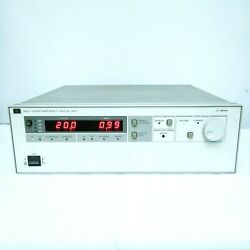 Hp Agilent 6031a System Dc Power Supply 0-20v 120a 1000w Auto-ranging