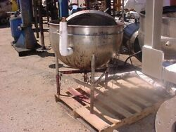 60 Gallon Legion Stainless Steel Jacketed Kettle