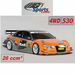 Fg Modellsport 15 Sportsline 4wd 530 Chassis 26ccmandsup3 Audi A4 Dtm Albers
