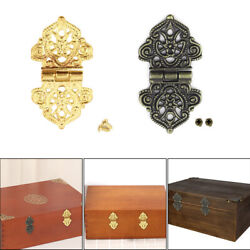 Mini Antique Bronze Or Gold Hinges Jewellery Wooden Boxes Small Hinges Craft 17