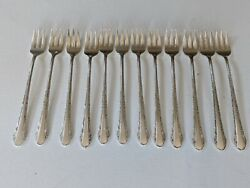 105 Piece Alvin Chased Romantique Sterling Silver Flatware Set, Service For 12