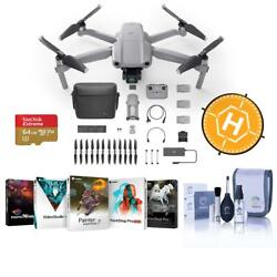 Dji Mavic Air 2 4k Drone Fly More Combo With Free Accessories Bundle