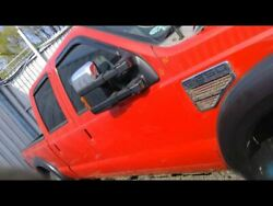 Red F1 Passenger Front Door Electric Window 08-12 Ford F250sd Pickup 1232937