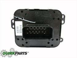 05-07 Jeep Liberty Master Power Window Switch Replacement Mopar Oem 56054002aa