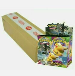Pokemon Tcg Sword And Shield Vivid Voltage Booster Box Case 6 Booster Boxes Sealed