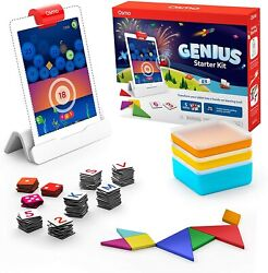 Genius Starter Kit For Ipad - 5 Educational Learning Games Ages 6-10 Math