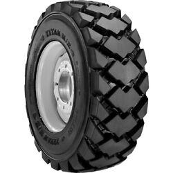 4 Tires Titan H/e 12-16.5 Load 14 Ply Industrial