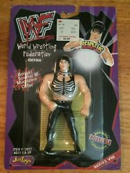 Wwe Wwf Justoys Bend Ems Chyna Moc Series 8 1998 Wrestling Action Figure New