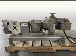 Wright 0300 Positive Displacement Pump