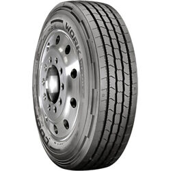4 Cooper Work Series Asa 245/70r19.5 Load H 16 Ply All Position Commercial Tires