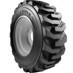 4 Tires Titan Ultimate 12-16.5 Load 10 Ply Industrial