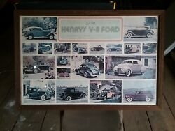 6 Prints Of The Early History Of Ford Motor Company