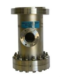 Nor-cal Products 3tr-400-300 Cf Tee Reducer W/ Flange Reducer 6 Od 8203w