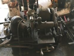 Sioux Valve And Albertson And Co Valve Seat Grinder Sets