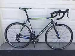 56cm Cannondale Supersix Evo Carbon Road Bike
