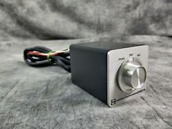 Fidelity-research Frt-3 Toroidal Transformer In Excellent Condition