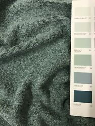 Rogers And Goffigon Vellino Velvet Fabric Curtains Upholsterery 4 Meters A287