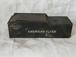 Vintage Model Train Car Top American Fyer Reading Lines Collectible Top Part