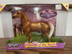 Breyer 2014 Horse Of The Year 1:12 Appendix Quarter Limited Edition 62114 NEW