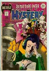 House Of Mystery 194 7.5 // Bernie Wrightson Cover Art 1971
