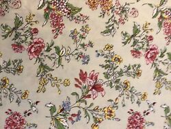 French Provence Les Olivades Elegant Floral Cotton Andldquolilasandrsquo Made In France