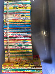 Mixed Classic Lot 66 Club Ed Andlibrary Bright And Early Beginner Hc Book