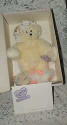 Annette Funicello Collectable Bear Dream Keeper Limited Edition W/ Coa Nib