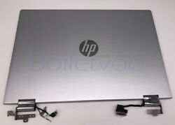 Hp Pavilion X360 14-cd1055cl 14-cd2053cl Lcd Display Ts Screen Complete Hinge Up