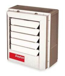 Dayton 3end3 Electric Wall And Ceiling Unit Heater, 480v Ac, 3 Phase, 25.0 Kw