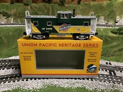 ✅mth Premier Chicago Northwestern Up Heritage Caboose 20-2769 Union Pacific