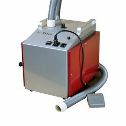 Dental Vacuum Dust Extractor Collector Cleaner Lab Equipment 500w Ax-mx800 110v