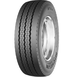 4 New Michelin Xte2+ 245/70r17.5 Load J 18 Ply Trailer Commercial Tires