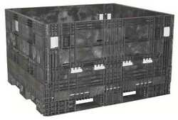Orbis Hdr5648-25 Black Collapsible Container 56-1/2 X 48 In