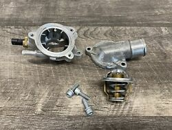 Bmw Hp4 S1000r S1000rr S1000xr Thermostat W/ Housing Cover Oem Good 11537707492