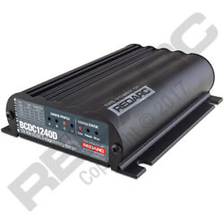 Redarc Battery Charger - 9 To 32v Dc Operating Input / 12v Dc Output Bcdc1240d