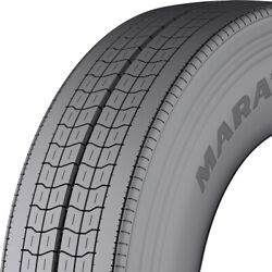 4 New Goodyear Marathon Lht 295/75r22.5 Load G 14 Ply Trailer Commercial Tires