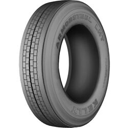 4 New Kelly Armorsteel Lht 285/75r24.5 Load G 14 Ply Trailer Commercial Tires