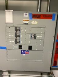 Ge Spectra Rms Series Panelboard By Atlas 175a 120/208v 5 Breakers