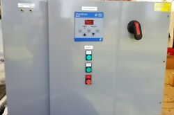 Donaldson Torit Dust Collector Delta P Control Panel Box Timer On/off Disconnect