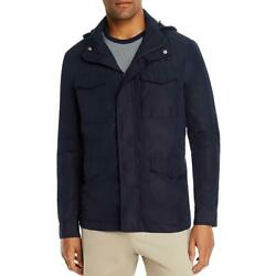 Dylan Gray Mens Navy Lightweight Cold Weather Jacket Coat Xl Bhfo 0266
